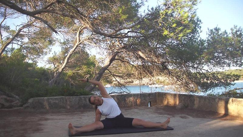 Stretch untere Extremitäten & Rumpf