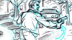 "Animatic from ""The Good Neighbor""  by Kiyoshi Nakazawa 2 min"
