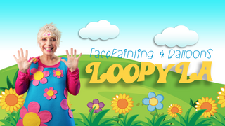 LOOPY LA FACEPAINTING VIDEO
