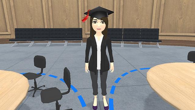 CaptivatAR Virtual World