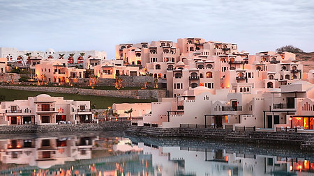 The Cove Rotana Resort in RAK only a few hours away from Dubai