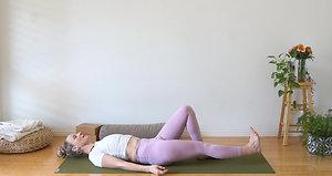 30min Women's Health & Fertility Yoga