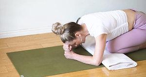5min PCOS-Prenatal-Fertility Yoga
