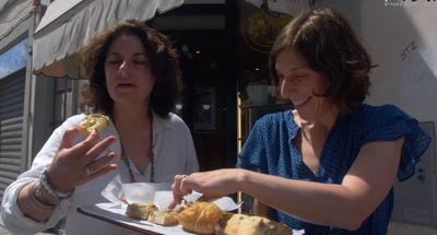 אוכל רחוב בפירנצה