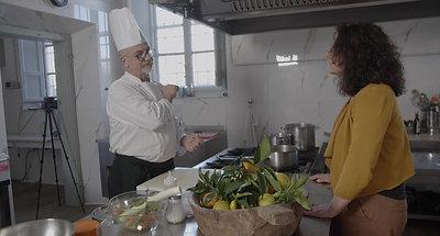 ביקור אצל השף פרדיני