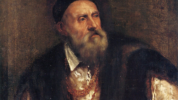 טיציאן גדול ציירי הרנסנס הונציאני