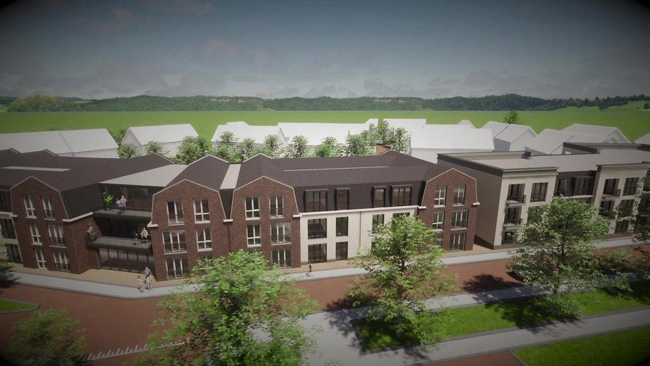Architecten selectie Hoef en Haag te Vianen