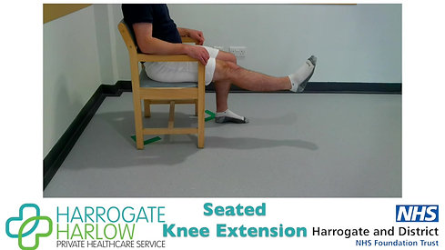 Exercise Post Knee Replacement