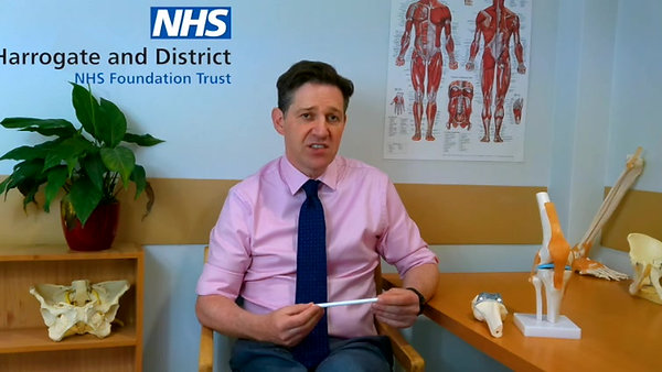 Mr Duffy talks about Knee Replacements