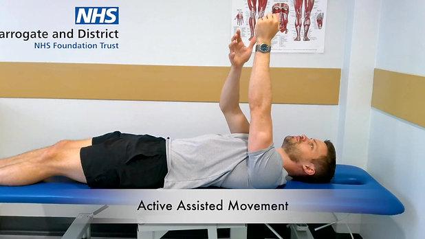 6 Simple Shoulder Exercises