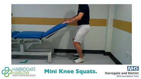 Exercise Post Knee Replacement Late