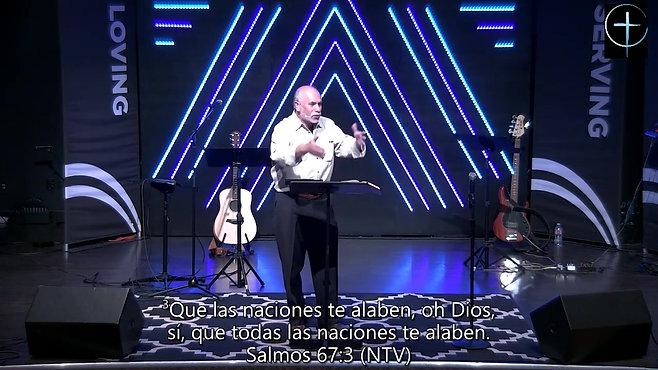 El Shaddai Nashville - Servicio 04/25/2021