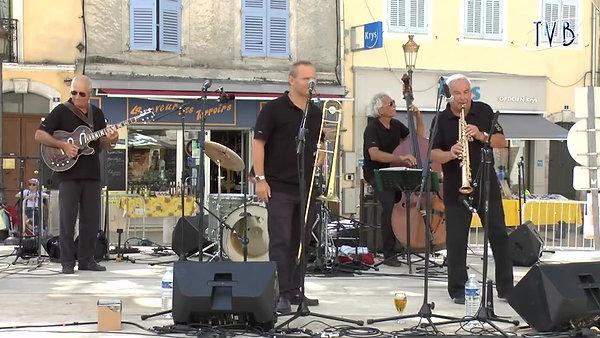 La Bande a Bruzzo, Jazz à Brignoles 2013