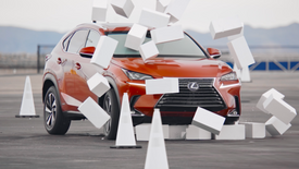Lexus - Driving Disrupted