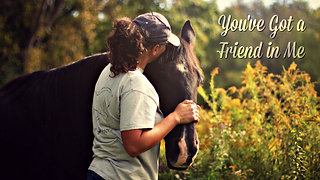 You've Got a Friend in Me- Lindsay and Goliath