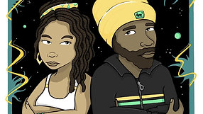 Bag a collie - Madda Kali & Culture Brown