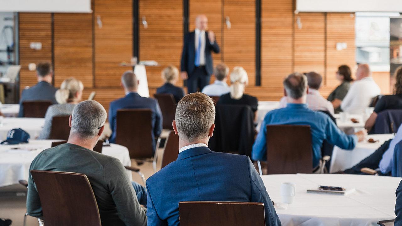 VD Konferens Friends om Executive 2020
