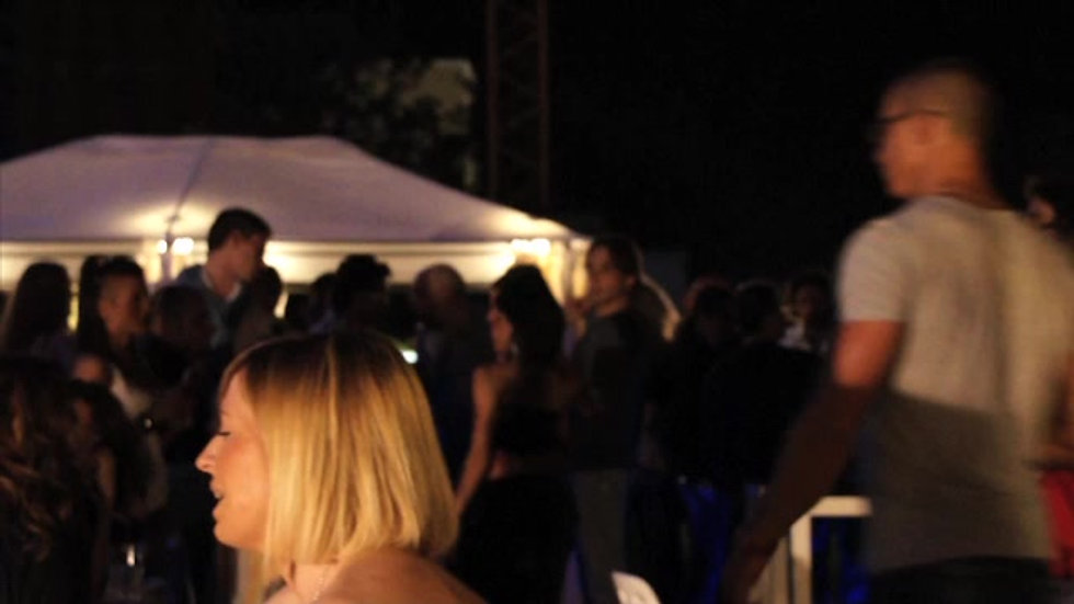 Festa Reebok 2013 presso Rimini