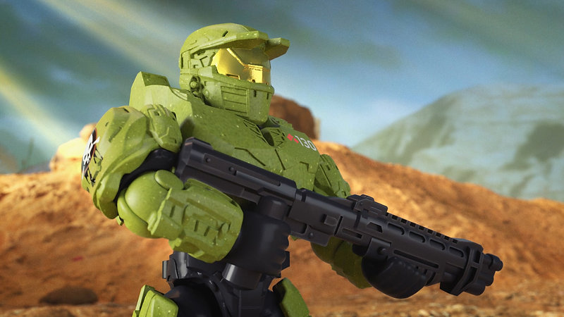 Halo - Mega Bloks: TV Commercial