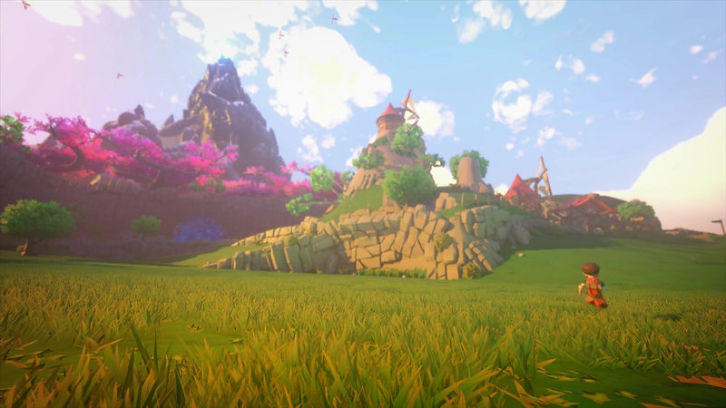 Yonder: Video Game Trailer