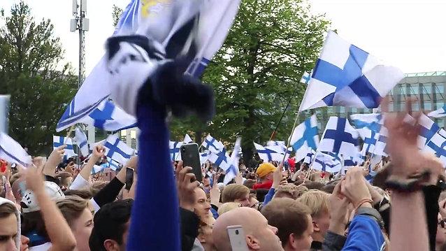 KIEKKOLEIJONIEN JÄLJILLÄ TRAILERI 20 SEK
