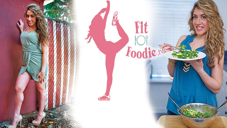 THE FIT FOODIE: GRAZIELLA TV