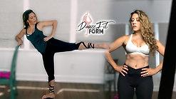 DanceFit Form Sneak Peek