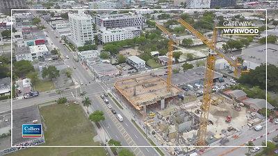2nd Crane Installed