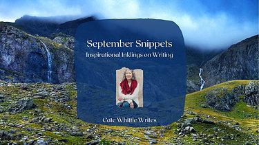 September Snippets 2