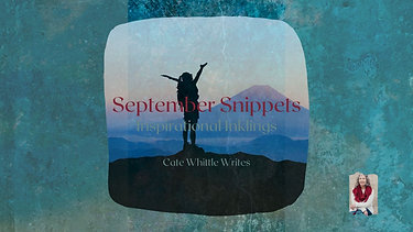 September Snippets 1