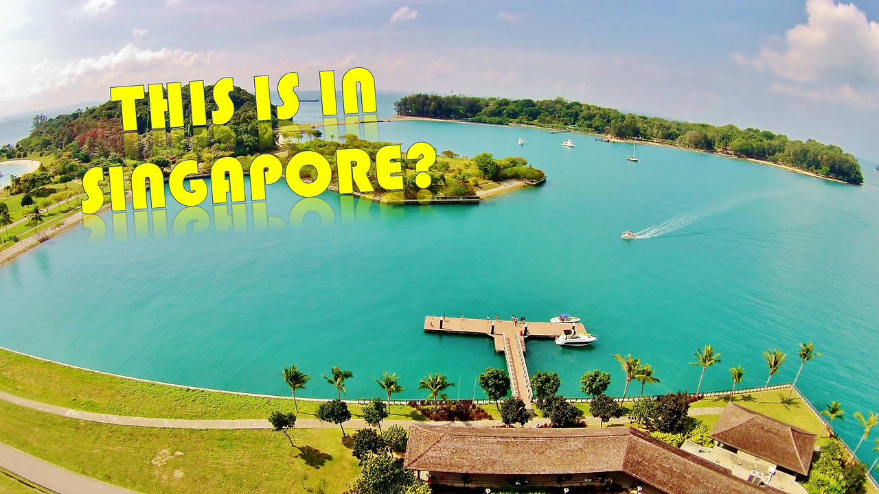 Team-Building on Singapore's Most Beautiful Island