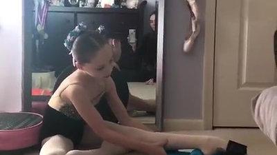@natasha.ballerina Arch Stretcher