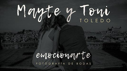 Mayte y Toni