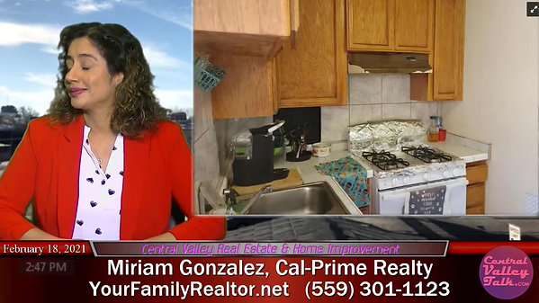 Miriam Gonzalez, Cal-Prime Realty - YourFamilyRealtor.net · Central Valley Real Estate