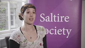 Rachel Walker Saltire