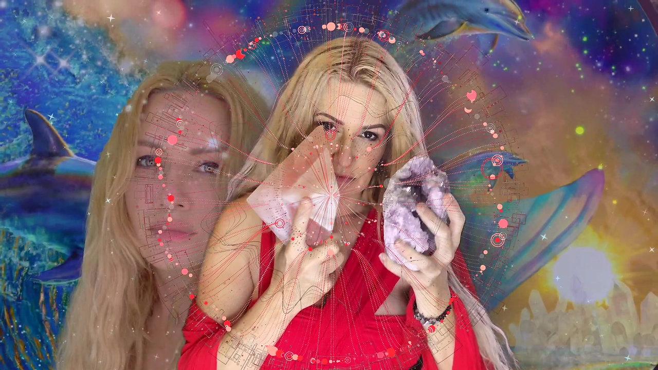 Crystal Awakening Oracle Oriah