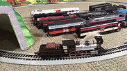 Electric Model Trains - Part 1
