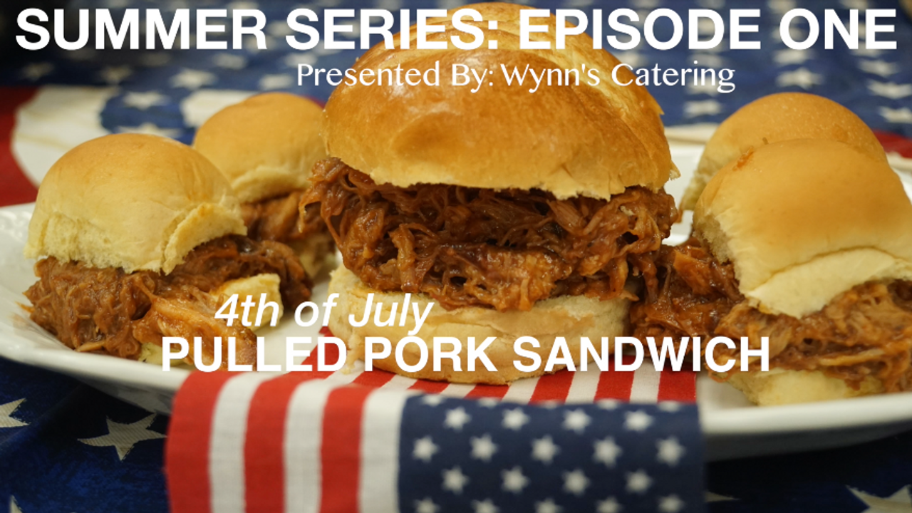 4th July Pulled Pork