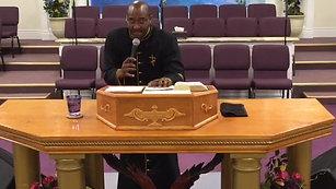 The Apostolic Church At New Orleans, 03/29/20, Sunday Morning Worship Service