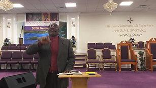 Sharing His Mission Sunday School 5-31-20