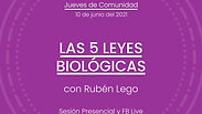 Las 5 Leyes Biológicas
