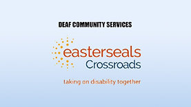 Deaf Community Services