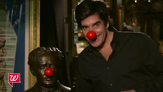Red Nose You See It, Red Nose You Don't