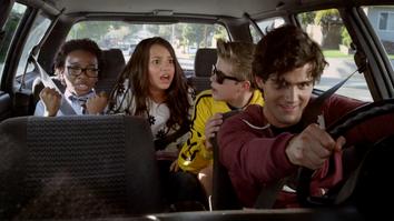 wild car ride