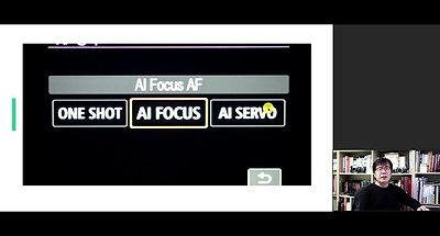 속전속결 카메라 사용법 7강 드라이브 방식과 초점 방식