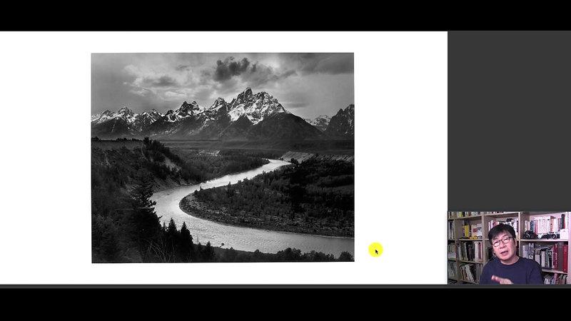 사진품격18강-풍경사진의 대부 엔젤 아담스