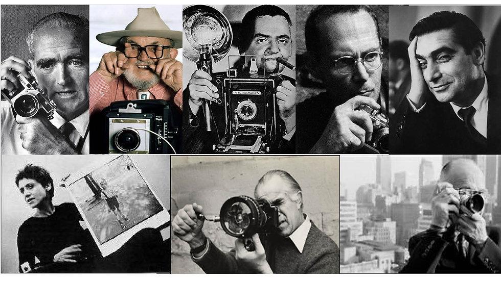 20세기를 빛낸 사진가