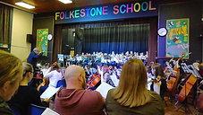 Folkestone School for Girls Armistice Day Concert 4th November 2018