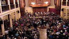 """Revelation Strings and The Revellers play the """"Finale"""" from Handel's Water Music"""