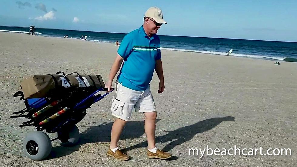 mybeachcart demo video